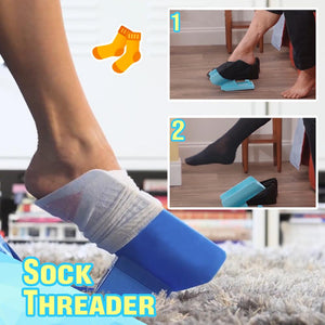 Sock Threader Wellness DazzlingBreeze