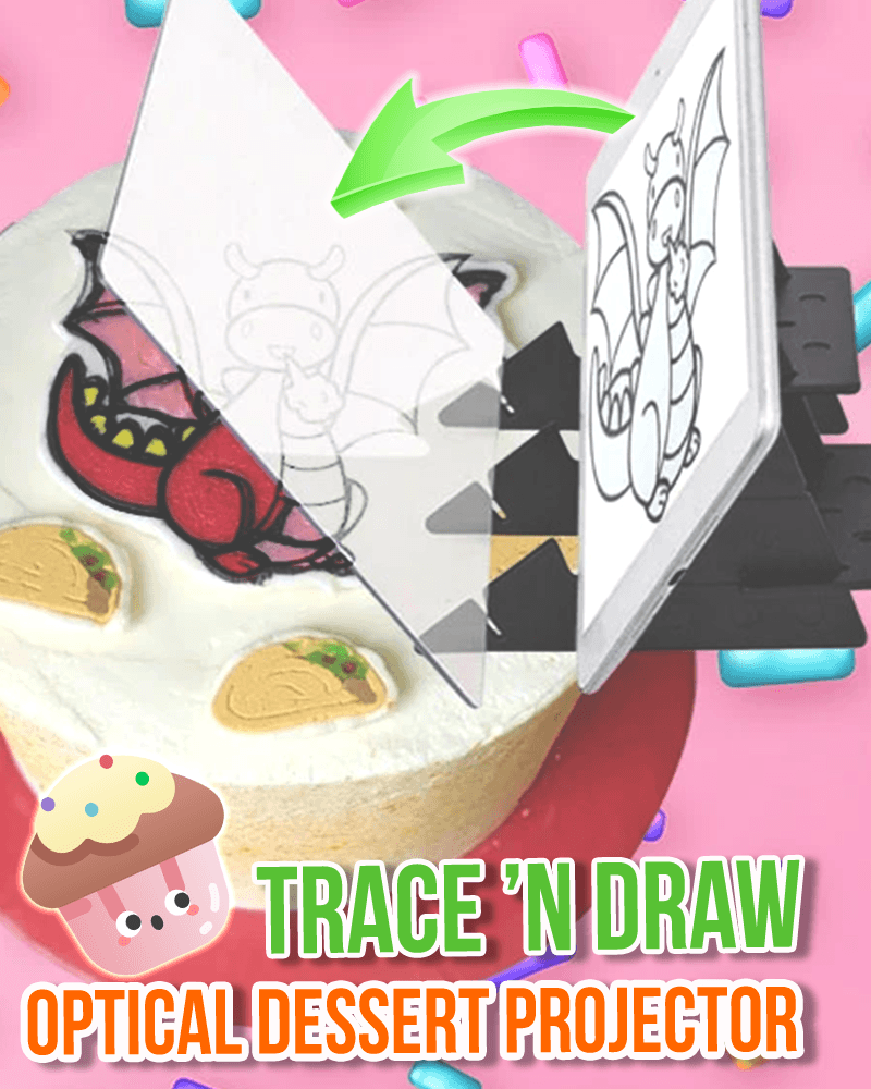 Trace'n Draw Optical Dessert Projector