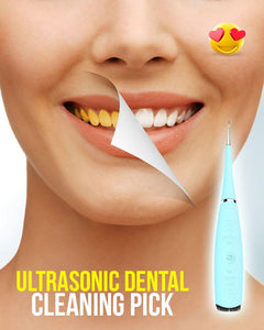Ultrasonic Dental Cleaning Pick LuminousUnicorn