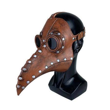 Steampunk Plague Doctor props