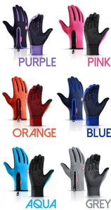Waterproof Thermal Gloves Accessories DazzlingBreeze
