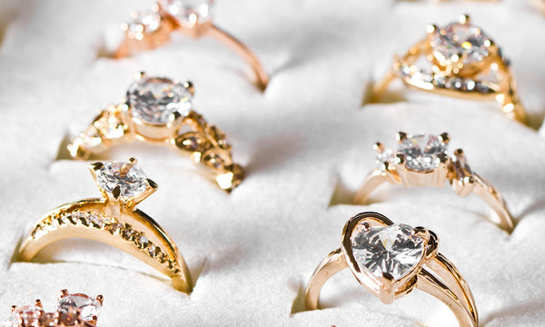 Jewelry 101: Jewelry types and settings