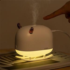 Xiaomi Sothing Humidifier 260ML Night Light USB Home Deer Xiaomi Air Humidifier Air Purifier Atmosphere Nano Mist Maker