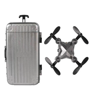Foldable Mini Suitcase Drone with HD Camera