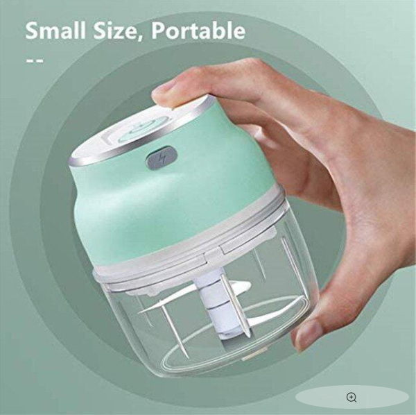 Electric Mini Garlic Chopper