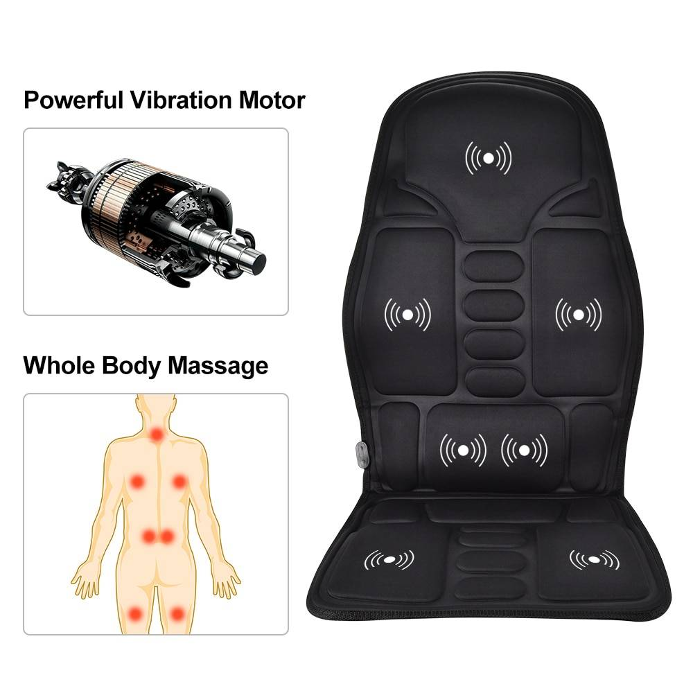 MASSAGE CHAIR PAD-Free Shipping