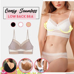 Comfy Seamless Low Back Bra