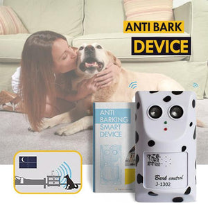 Humane Anti-Barking Smart Device