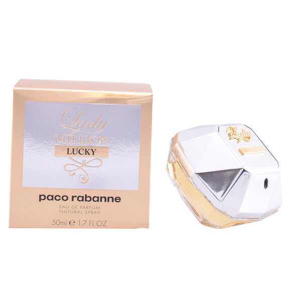 LADY MILLION LUCKY edp vaporisateur 50 ml - Shopmarketly