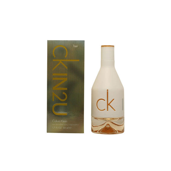 CK IN2U HER edt vaporisateur 50 ml - Shopmarketly