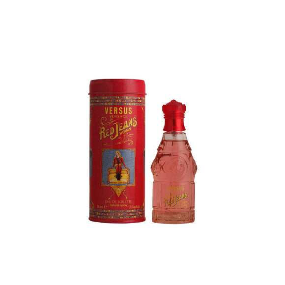 RED JEANS 75 ml - VERSACE - Shopmarketly