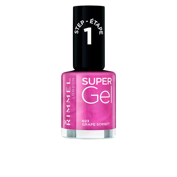 Vernis à ongles KATE SUPER Gel # 023-Sorbet raisin - Shopmarketly