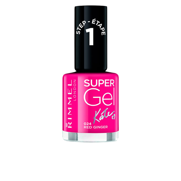 Vernis à ongles KATE SUPER Gel # 024-Red Ginger - Shopmarketly
