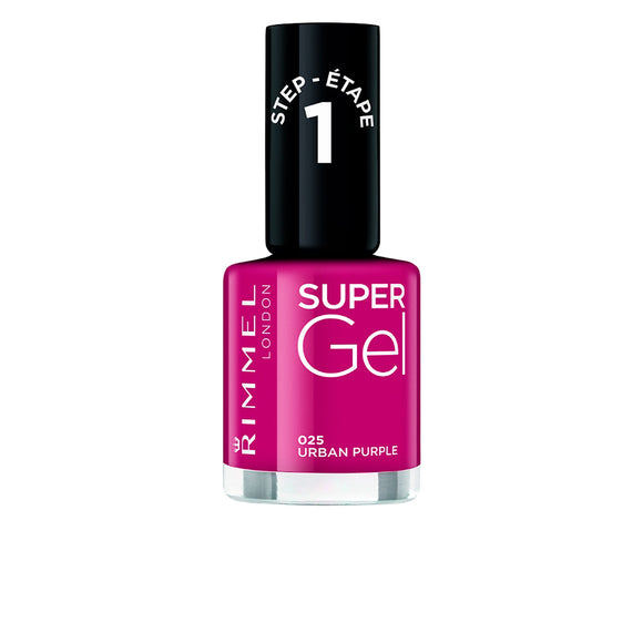 Vernis à ongles KATE SUPER Gel # 025-Urban Purple - Shopmarketly