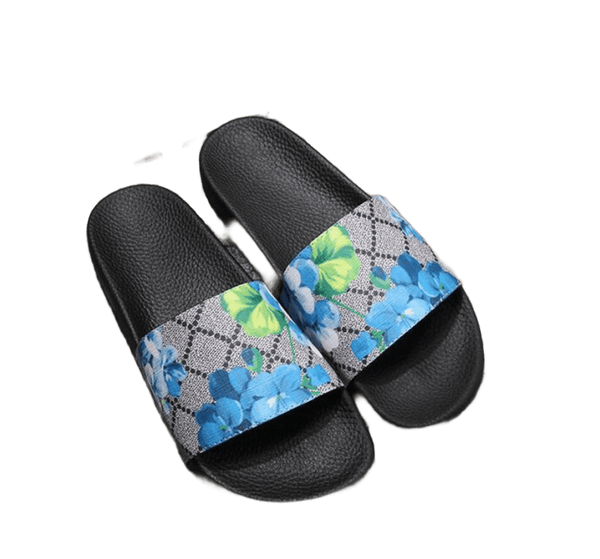 Gucci inspired slides