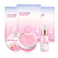 Cherry Blossom Essence Moisturizing Collagen Patches