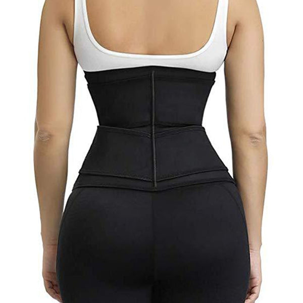 Hot Fitness Waist Trainer Sweat Belt