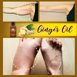 Lymphatic Drainage Ginger Oil - Hazelnutway.us