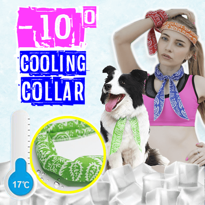 '-10ᴼ Cooling Collar - Hazelnutway.us