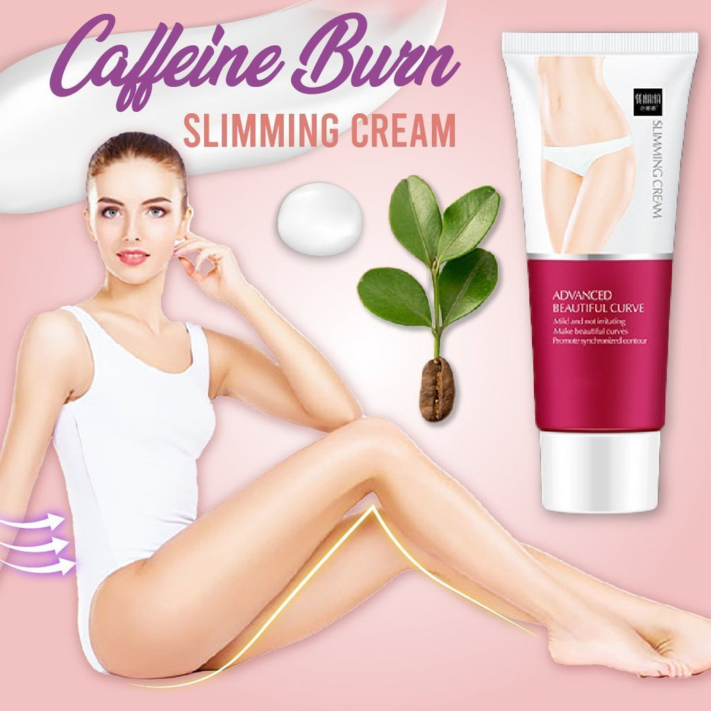 Caffeine Burn Slimming Cream - Hazelnutway.us