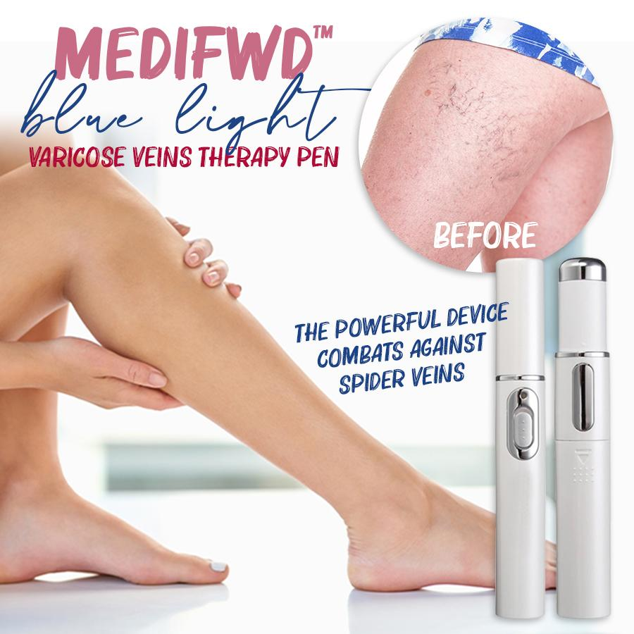 MediFwd™ Blue Light Varicose Veins Therapy Pen - Hazelnutway.us