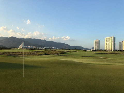 Rio Olympic Course in Brasilien