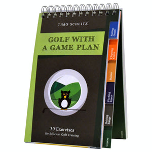 Golf With A Game Plan (English version of Mein Golf Training)