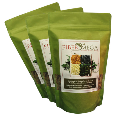FiberMega 3pk (20% Savings)