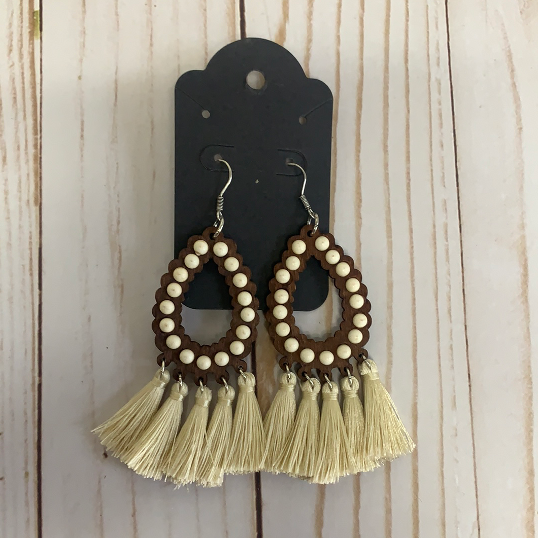Sale earrings tassels