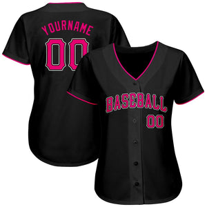 Black Together Since Baseball Jersey