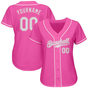 Pink Together Since Baseball Jersey