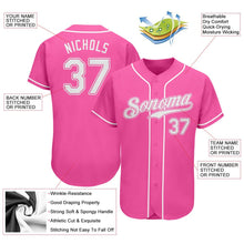 Load image into Gallery viewer, Pink Together Since Baseball Jersey