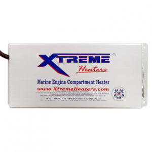 Xtreme Heater, 450w Model On My Bayliner 2455