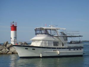 Defever 44 Trawler with Xtreme Heaters