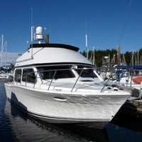 Commander 30 Flybridge Sedan with Xtreme Heaters Engine Compartment Heaters