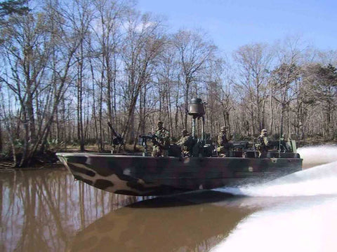 Special Boat Team using xtreme heaters