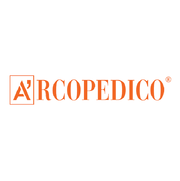 Arcopedico shoe logo