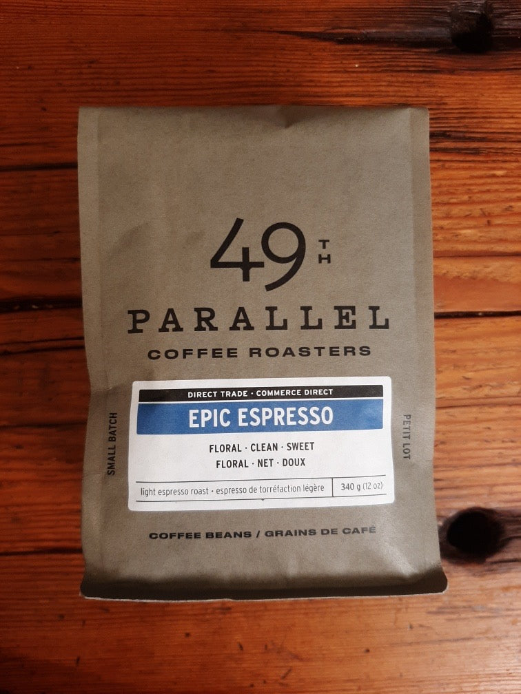 Espresso Coffee Bags Whole beans