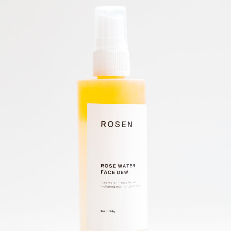 Rose Water Face Dew