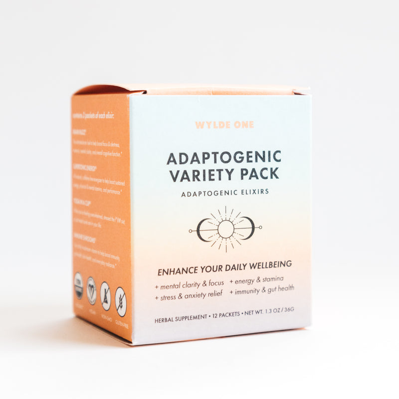 Adaptogenic Variety Pack