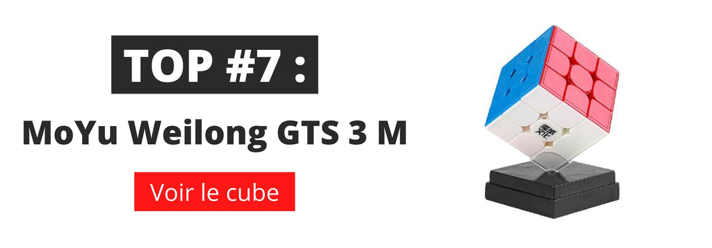 top 7 : moyu weilong gts 3 m