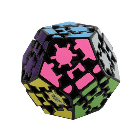 Megaminx à engrenages