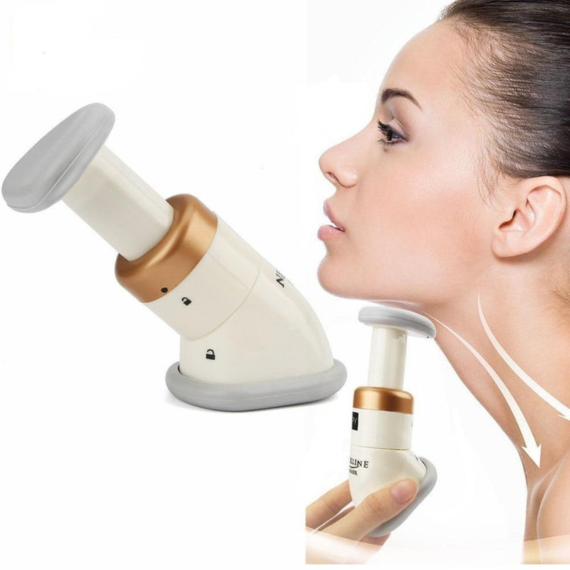 Neckline Slimmer Exerciser & Chin Massager