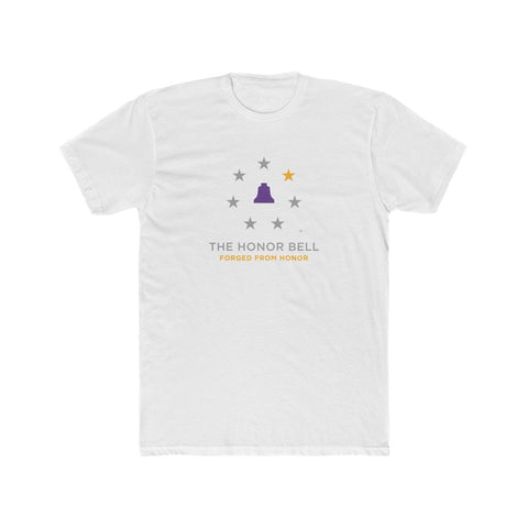 Honor Bell Forged from Honor Men's Cotton Crew Tee