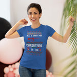 All I want for Christmas is 556 Women's Triblend Tee