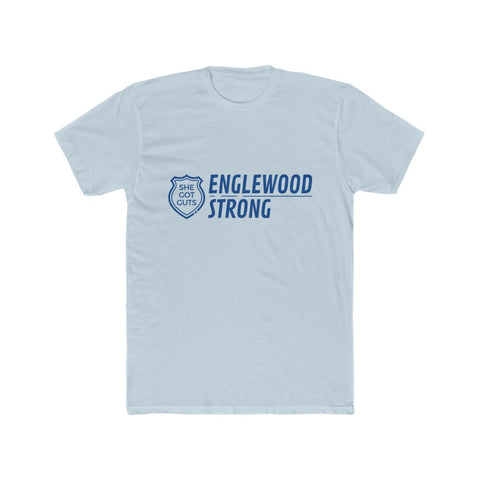 Englewood Strong Men's Cotton Crew Tee