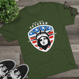 New York Veteran Men's Tri-Blend Crew Tee