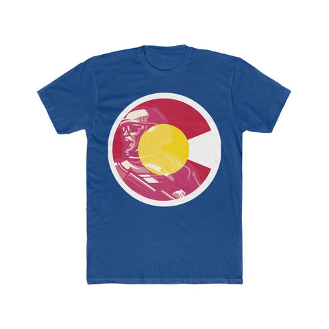 Men's Colorado Veteran Cotton Crew Tee