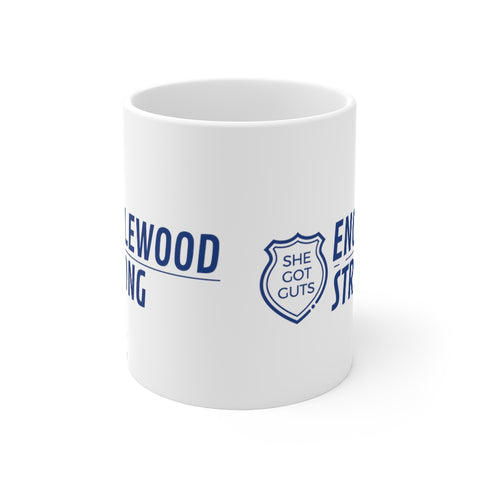 She Got Guts Englewood Strong Mug 11oz
