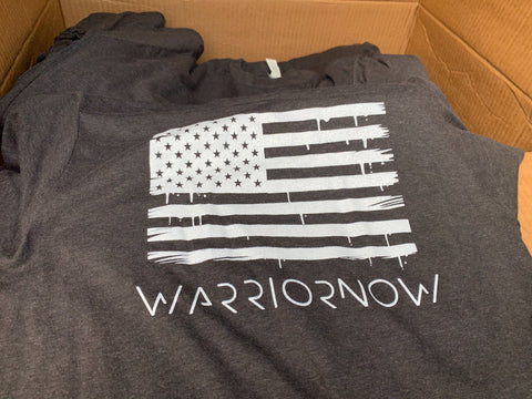 WarriorNOW Fundraiser Shirt